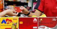 Kartu member Alfamart Minimarket Lokal terbaik Indonesia
