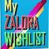 My Zalora Wishlist