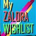 My Zalora Wishlist