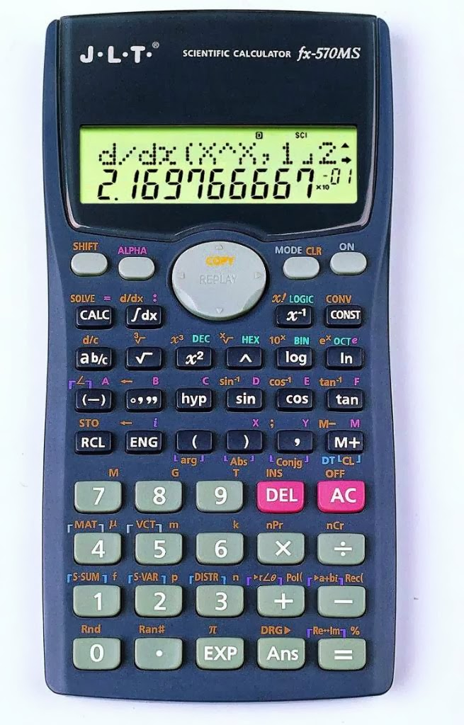 calculator fx