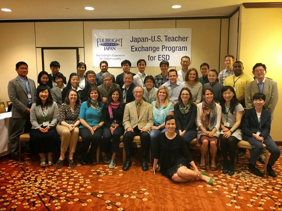 small batch art: Ms. Jessica returns from Japan-U.S. Teacher ...