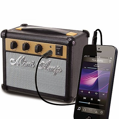 Altavoz Mini Amplificador para Móvil