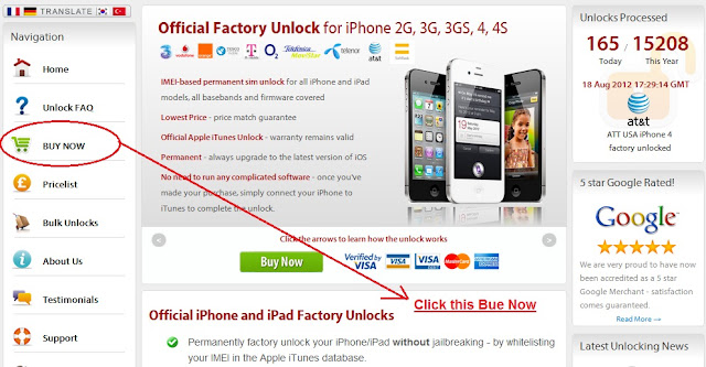 how to unlock your iPhone ?