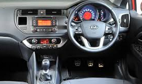 Kia RIO Sedan Review South Africa