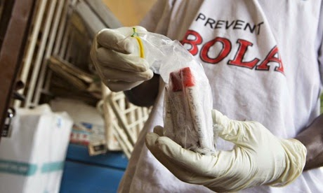 Panic in America: U.S. to study how Nigeria tamed Ebola