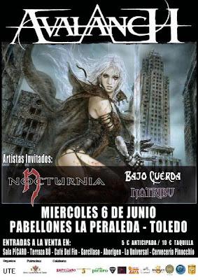 Concierto 6 de junio 2012 Toledo
