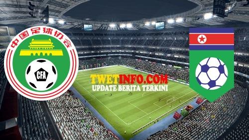 Prediksi RR Tiongkok vs Korea DPR Asian Cup 2015