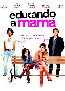 Educando A Mama (2012) Grace (Eva Mendes) es una madre soltera que ...