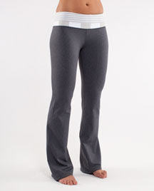 lululemon silver spoon groove pants