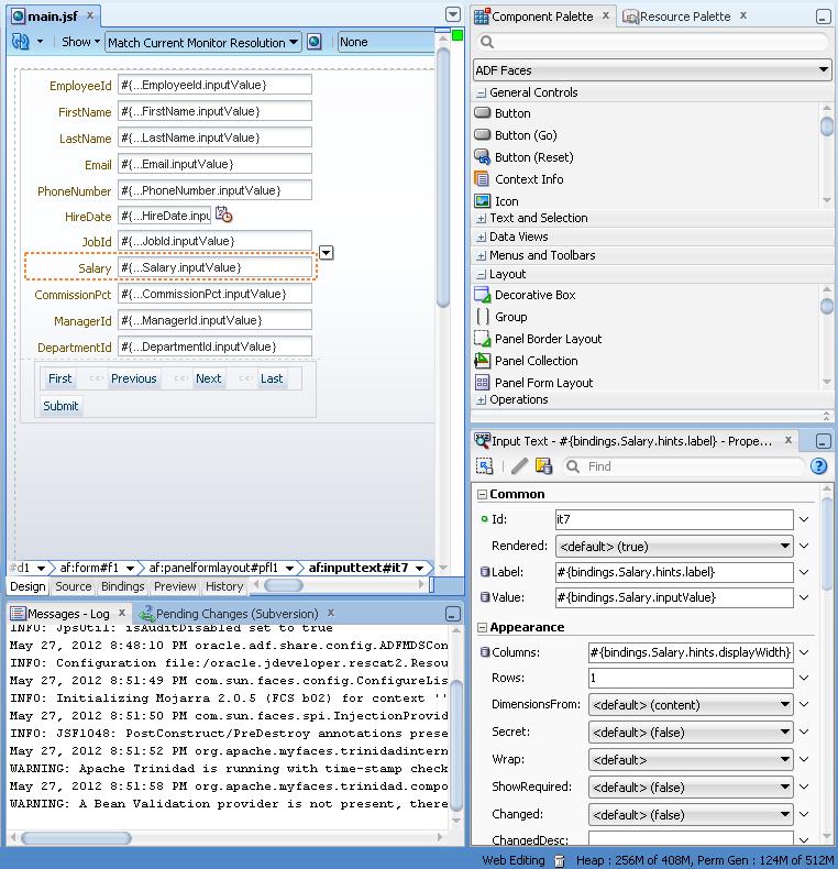 Andrejus Baranovskis Blog: Proactively Monitoring JDeveloper 11g IDE