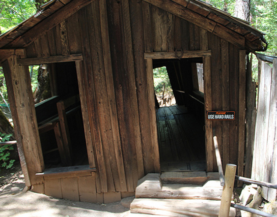 Travel to Oregon Vortex and House of Mystery