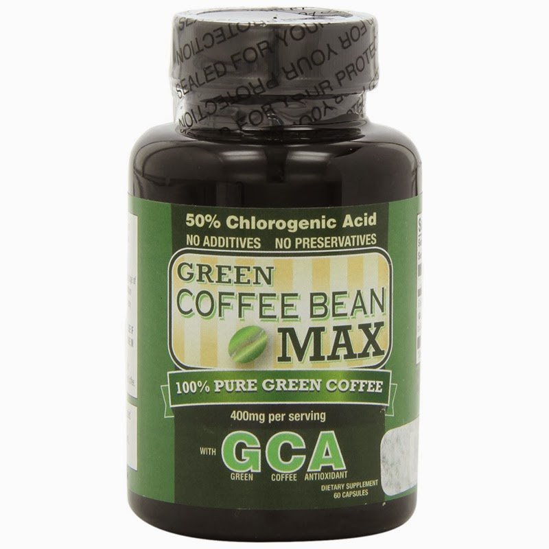 Green Coffee Bean Max