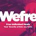 Wefre, una alternativa para escuchar música.
