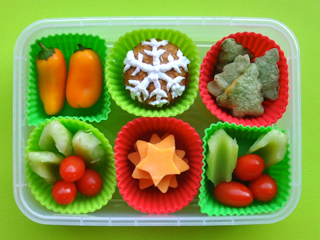 Festive Favourites Christmas Muffin Tin Meal