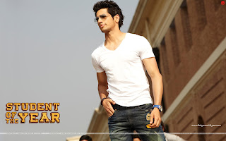 Student Of The Year Dude Sidharth Malhotra  HD Wallpaper