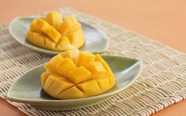 Fruit Mango Piece