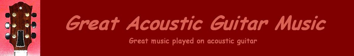 Great Acoustic Guitar Music
