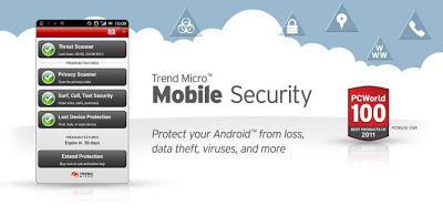Apk Android Trend Micro Mobile Security & Antivirus