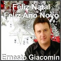 Cantagalo:Ernesto Giacomin deseja a todos um Feliz Natal e um próspero ano novo