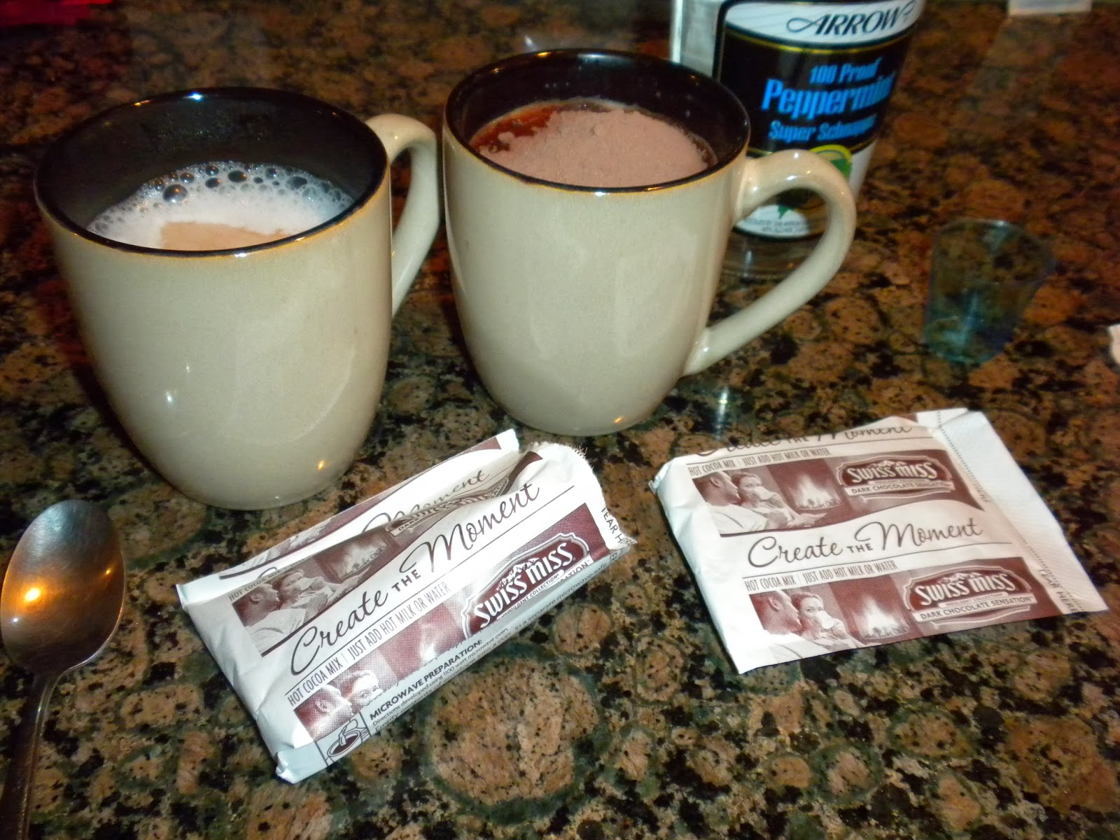 Adult Peppermint Hot Chocolate by Substance of Living