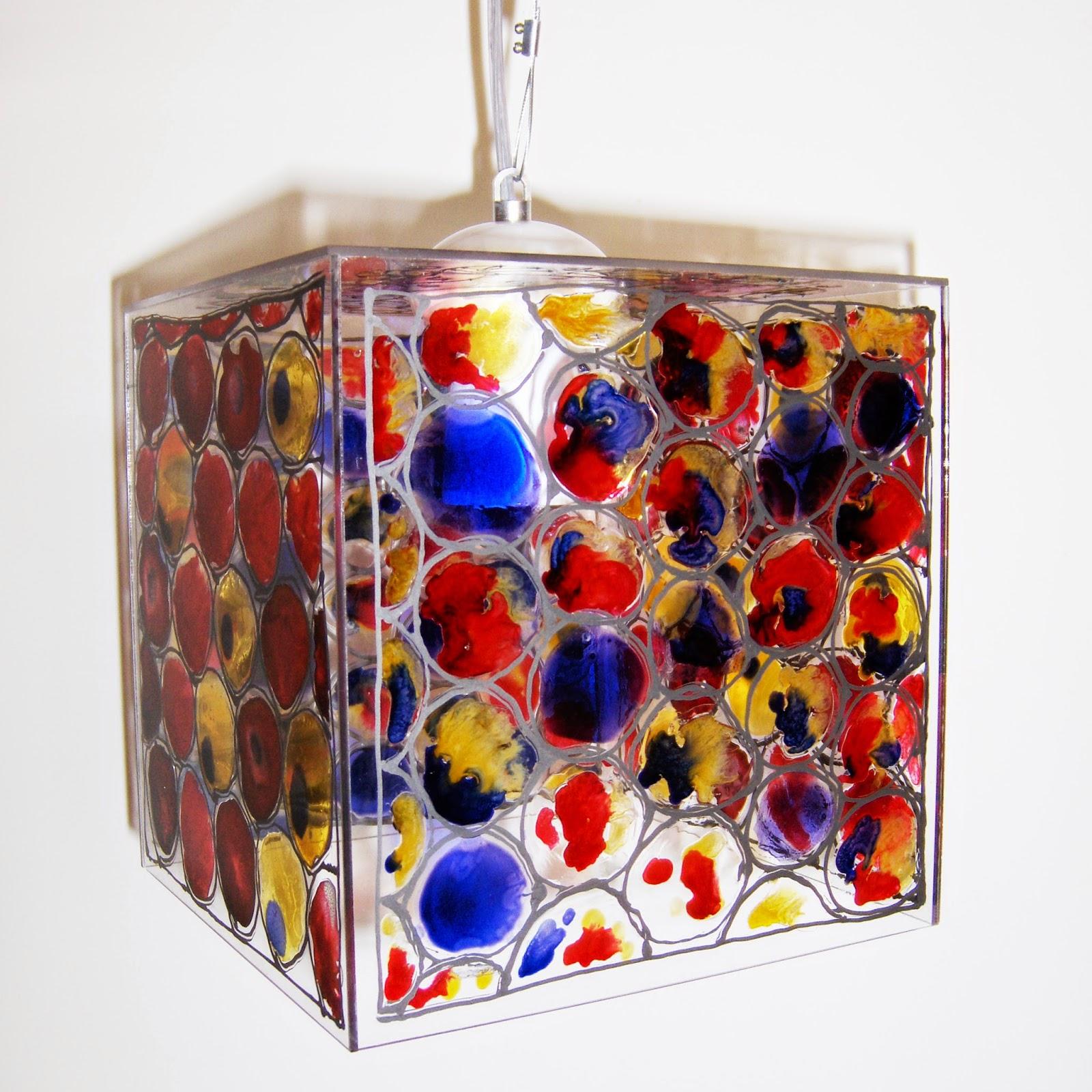 Ludica iluminacion lamparas de acrilico de techo colgantes - Lamparas colgantes cocina ...