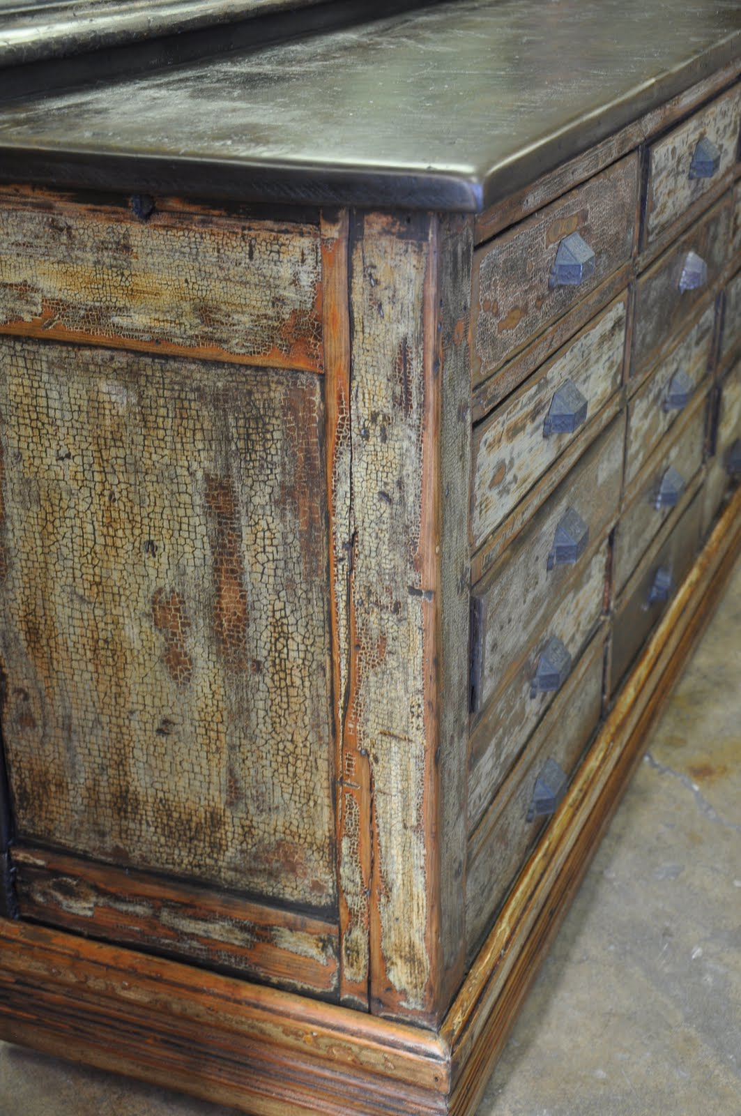 Oklahoma Barn Market Chest Of Drawers