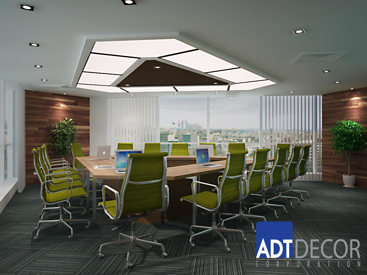 Dịch vụ thi công trọn gói tại ADT Decor