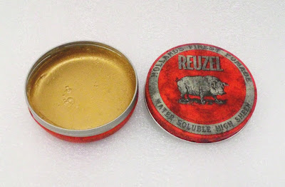 Detail Reuzel Water Soluble High Sheen Pomade