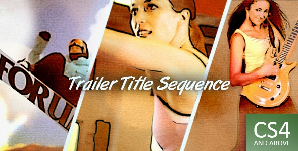 VideoHive Trailer Title Sequence