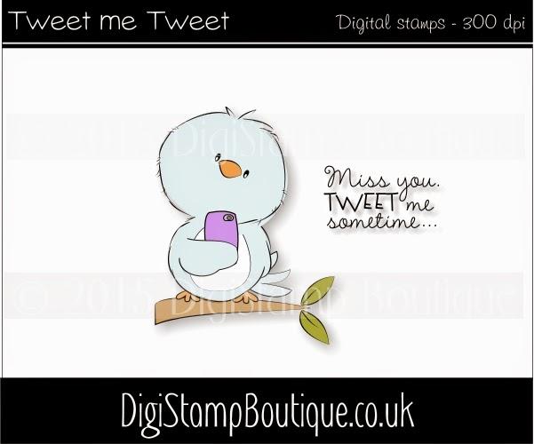 Tweet Me Tweet