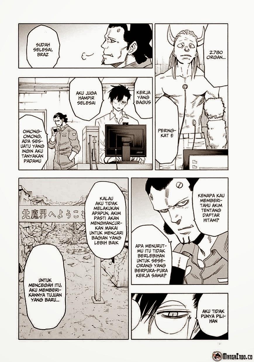 Dilarang COPAS - situs resmi  - Komik blood lad 055 - chapter 55 56 Indonesia blood lad 055 - chapter 55 Terbaru 22|Baca Manga Komik Indonesia|