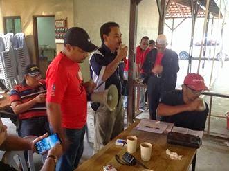 Misi Penyampaian Bantuan Kali Kedua Daripada DUN Batu Kurau Parlimen Larut Kepada Mangsa Mangsa Banjir Di Kg Kusial Tanah Merah Kelantan