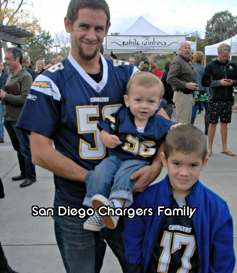 San Diego Chargers Best Players: Barefoot Books- LadyD: Kid's Choir
