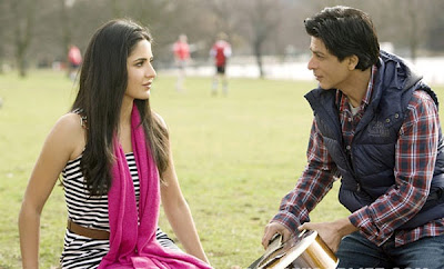 Yash Chopra's untitled film teaser: Shahrukh Khan, Katrina Kaif & Anushka Sharma fall in love