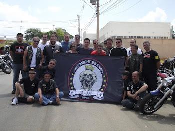 Sorocaba e Mid Night Riders. Encontro Caloroso. 04/11/2012