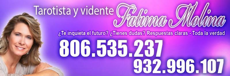 Fatima Molina Tarotista y Vidente