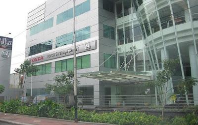 Honda_Surabaya_Center_Jalan_Basuki_Rahmat_Basra