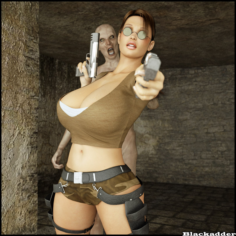 Croft 3d fantasy lara