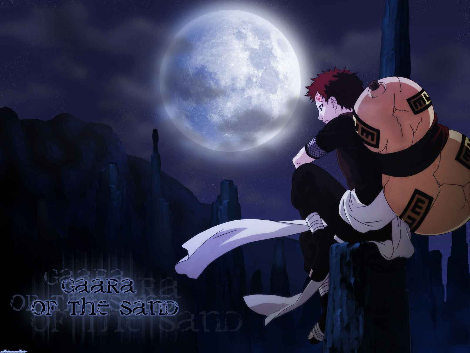 gaara naruto - photo #44