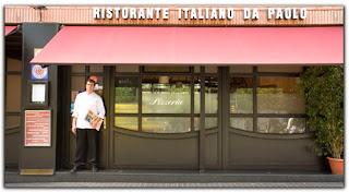 restaurante italiano para celiacos Da Paolo