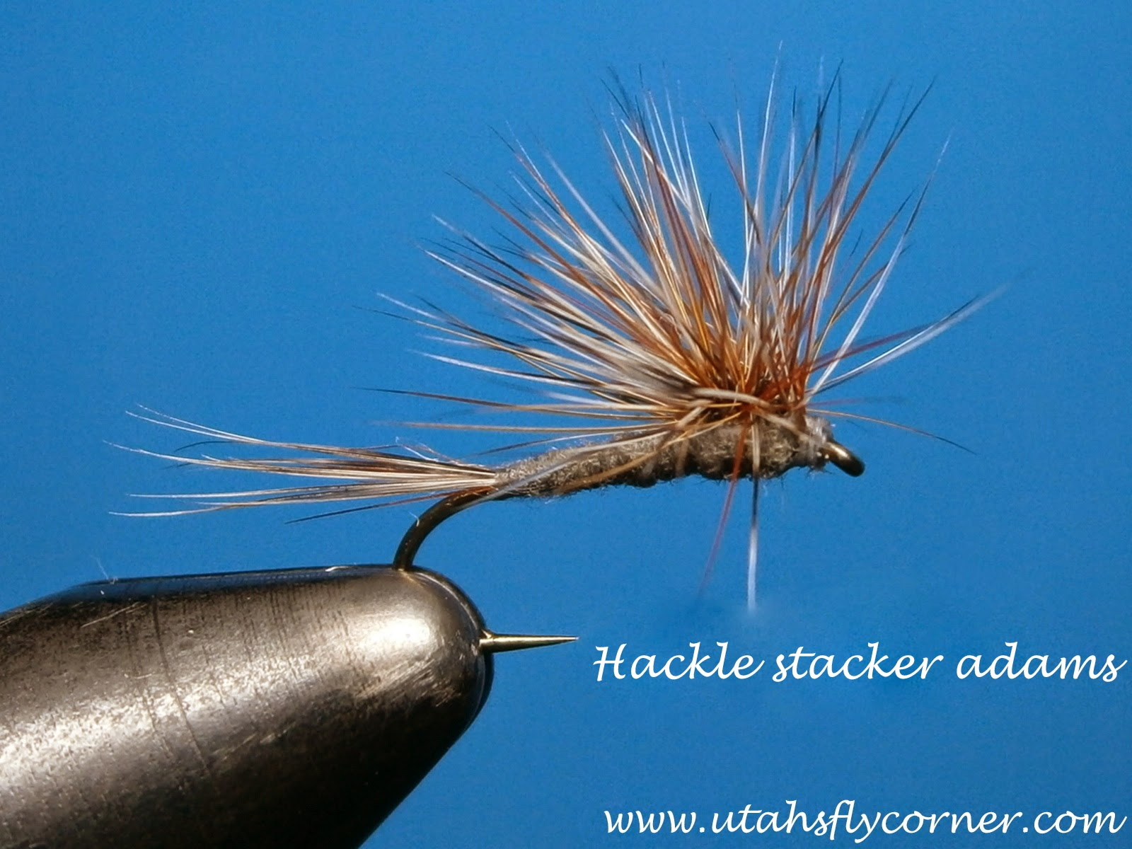 http://www.utahsflycorner.com/2013/02/the-hackle-stack-tutorial.html
