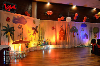 Royal Lake Club Kuala Lumpur (Taman Tasek Perdana) - Angry Bird Concept Dash / Birthday party Concept / Design - by Vina Canopy & Decor