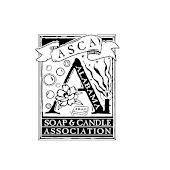 Proud member of the Alabama Soap and Candle Association