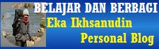 Blog Eka Ikhsanudin
