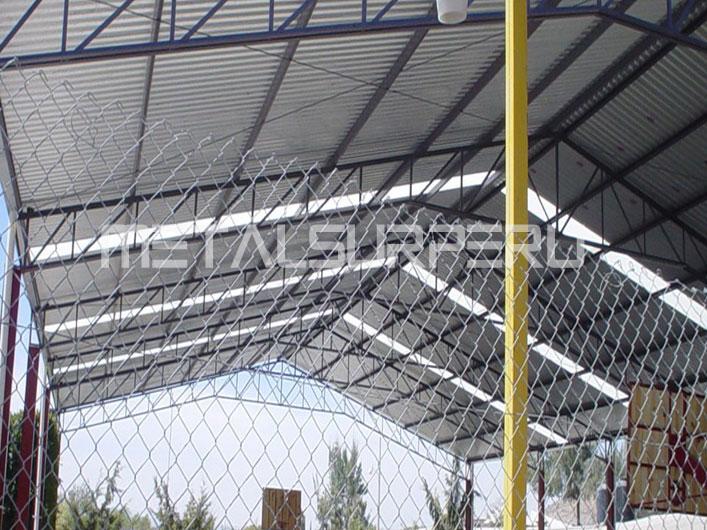 Cubiertas coberturas met licos arequipa for Cubiertas para techos livianas
