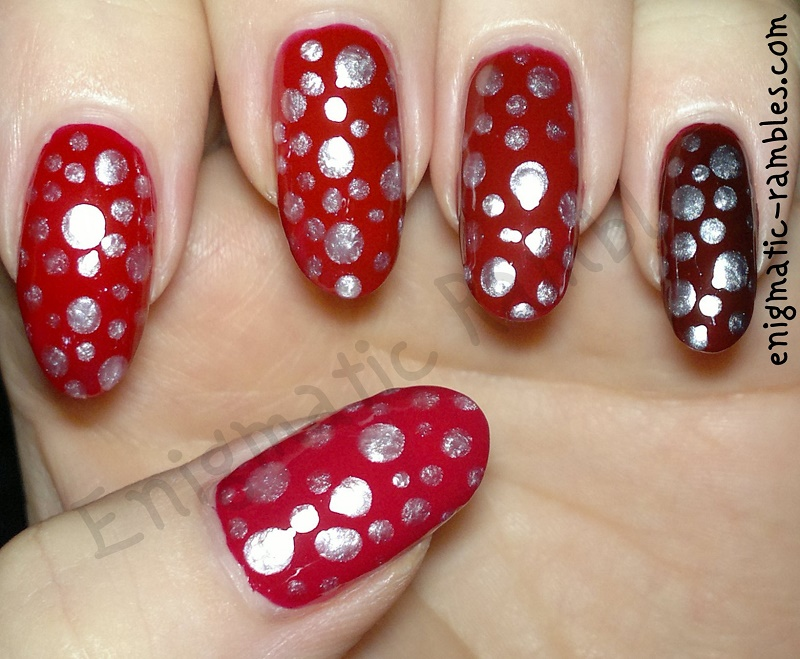 skittle-nail-nails-art-dots-dotticure-red-medium-dark-dangerous-affair-pillow-talk-vamp-leighton-denny-ciate