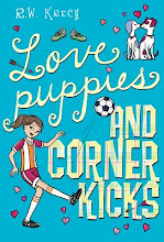 LOVE PUPPIES AND CORNER KICKS
