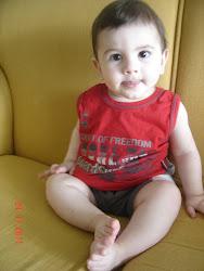 Léo - 9 meses