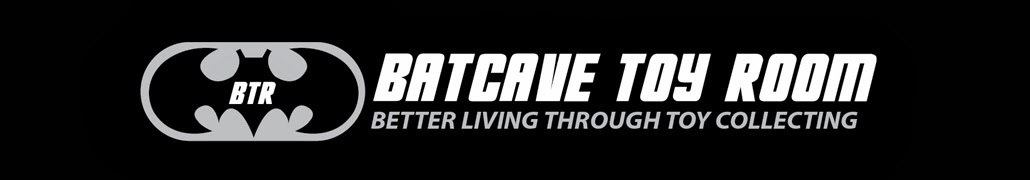 Batcave Toy Room - Better Living Through Toy Collecting