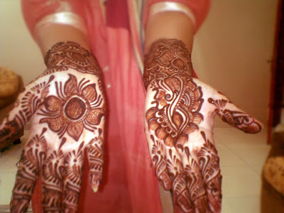 Bridal Henna Designs, Indian Pakistani Mehendi Designs for Brides